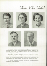 Page 10, 1941 Edition, Monroe High School - Doctrine Yearbook (St Paul, MN) online yearbook collection