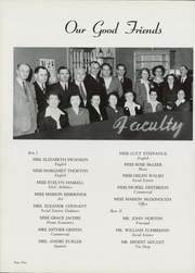 Page 10, 1944 Edition, Monroe High School - Doctrine Yearbook (St Paul, MN) online yearbook collection