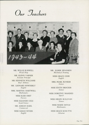 Page 11, 1944 Edition, Monroe High School - Doctrine Yearbook (St Paul, MN) online yearbook collection