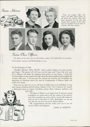 Page 13, 1944 Edition, Monroe High School - Doctrine Yearbook (St Paul, MN) online yearbook collection