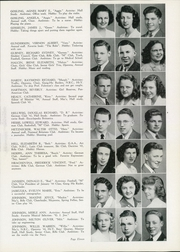 Page 17, 1944 Edition, Monroe High School - Doctrine Yearbook (St Paul, MN) online yearbook collection