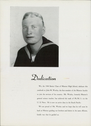 Page 8, 1944 Edition, Monroe High School - Doctrine Yearbook (St Paul, MN) online yearbook collection