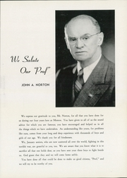 Page 9, 1944 Edition, Monroe High School - Doctrine Yearbook (St Paul, MN) online yearbook collection