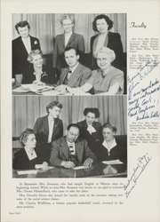 Page 12, 1946 Edition, Monroe High School - Doctrine Yearbook (St Paul, MN) online yearbook collection