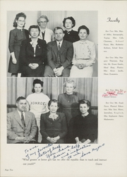 Page 14, 1946 Edition, Monroe High School - Doctrine Yearbook (St Paul, MN) online yearbook collection