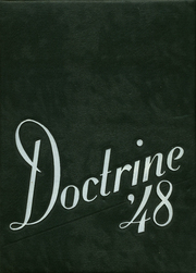 Page 1, 1948 Edition, Monroe High School - Doctrine Yearbook (St Paul, MN) online yearbook collection