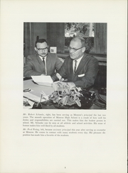 Page 12, 1963 Edition, Monroe High School - Doctrine Yearbook (St Paul, MN) online yearbook collection