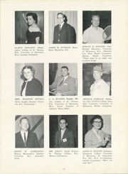 Page 15, 1963 Edition, Monroe High School - Doctrine Yearbook (St Paul, MN) online yearbook collection