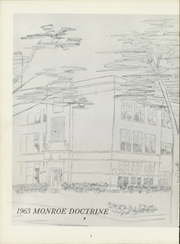 Page 6, 1963 Edition, Monroe High School - Doctrine Yearbook (St Paul, MN) online yearbook collection