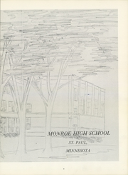 Page 7, 1963 Edition, Monroe High School - Doctrine Yearbook (St Paul, MN) online yearbook collection