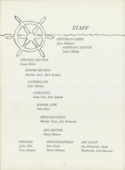 Page 8, 1963 Edition, Monroe High School - Doctrine Yearbook (St Paul, MN) online yearbook collection