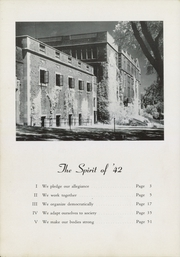 Page 8, 1942 Edition, Mechanic Arts High School - M Yearbook (St Paul, MN) online yearbook collection