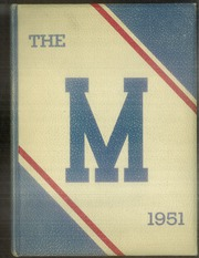1951 Edition, Mechanic Arts High School - M Yearbook (St Paul, MN)