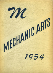 1954 Edition, Mechanic Arts High School - M Yearbook (St Paul, MN)