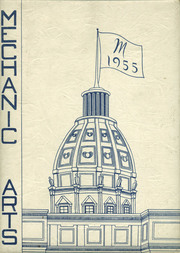 1955 Edition, Mechanic Arts High School - M Yearbook (St Paul, MN)