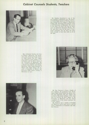 Page 10, 1955 Edition, Mechanic Arts High School - M Yearbook (St Paul, MN) online yearbook collection