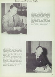 Page 9, 1955 Edition, Mechanic Arts High School - M Yearbook (St Paul, MN) online yearbook collection