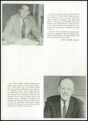 Page 8, 1957 Edition, Mechanic Arts High School - M Yearbook (St Paul, MN) online yearbook collection