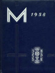 Page 1, 1958 Edition, Mechanic Arts High School - M Yearbook (St Paul, MN) online yearbook collection