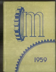 1959 Edition, Mechanic Arts High School - M Yearbook (St Paul, MN)