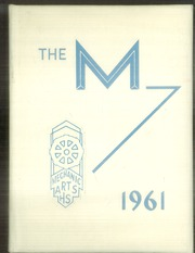Page 1, 1961 Edition, Mechanic Arts High School - M Yearbook (St Paul, MN) online yearbook collection