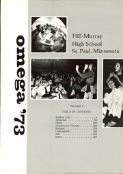 Page 5, 1973 Edition, Hill Murray High School - Omega Yearbook (St Paul, MN) online yearbook collection