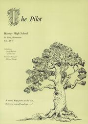 Page 5, 1956 Edition, Murray High School - Pilot Yearbook (St Paul, MN) online yearbook collection