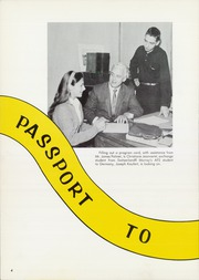 Page 8, 1961 Edition, Murray High School - Pilot Yearbook (St Paul, MN) online yearbook collection