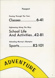 Page 9, 1961 Edition, Murray High School - Pilot Yearbook (St Paul, MN) online yearbook collection