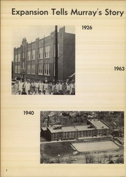 Page 4, 1963 Edition, Murray High School - Pilot Yearbook (St Paul, MN) online yearbook collection