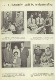 Page 10, 1955 Edition, Redwood Falls High School - Cardinal Yearbook (Redwood Falls, MN) online yearbook collection