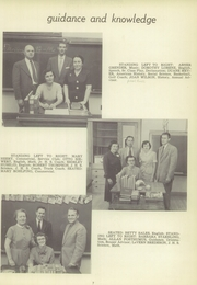 Page 11, 1955 Edition, Redwood Falls High School - Cardinal Yearbook (Redwood Falls, MN) online yearbook collection