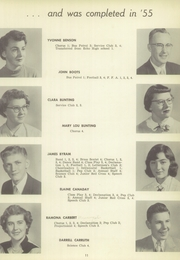 Page 15, 1955 Edition, Redwood Falls High School - Cardinal Yearbook (Redwood Falls, MN) online yearbook collection