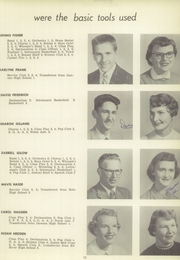 Page 17, 1955 Edition, Redwood Falls High School - Cardinal Yearbook (Redwood Falls, MN) online yearbook collection