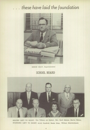 Page 8, 1955 Edition, Redwood Falls High School - Cardinal Yearbook (Redwood Falls, MN) online yearbook collection