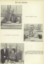 Page 9, 1955 Edition, Redwood Falls High School - Cardinal Yearbook (Redwood Falls, MN) online yearbook collection