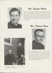 Page 12, 1959 Edition, St Agnes High School - Palm Yearbook (St Paul, MN) online yearbook collection