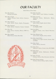 Page 14, 1959 Edition, St Agnes High School - Palm Yearbook (St Paul, MN) online yearbook collection