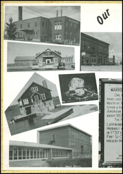 Page 2, 1956 Edition, Warroad High School - Warrior Yearbook (Warroad, MN) online yearbook collection
