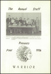 Page 7, 1956 Edition, Warroad High School - Warrior Yearbook (Warroad, MN) online yearbook collection