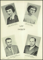 Page 12, 1953 Edition, Cotter High School - Embers Yearbook (Winona, MN) online yearbook collection