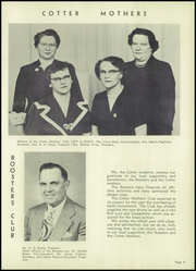 Page 13, 1953 Edition, Cotter High School - Embers Yearbook (Winona, MN) online yearbook collection