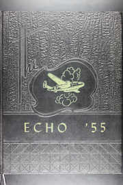 1955 Edition, Braham High School - Echo Yearbook (Braham, MN)