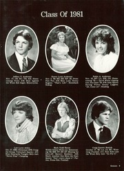 Page 13, 1981 Edition, Braham High School - Echo Yearbook (Braham, MN) online yearbook collection