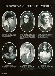 Page 14, 1981 Edition, Braham High School - Echo Yearbook (Braham, MN) online yearbook collection