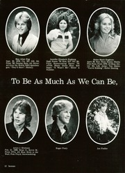 Page 16, 1981 Edition, Braham High School - Echo Yearbook (Braham, MN) online yearbook collection