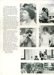 Page 8, 1981 Edition, Braham High School - Echo Yearbook (Braham, MN) online yearbook collection