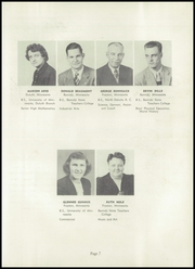 Page 13, 1949 Edition, Fosston High School - Talisman Yearbook (Fosston, MN) online yearbook collection