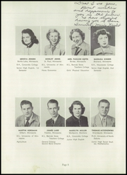 Page 14, 1949 Edition, Fosston High School - Talisman Yearbook (Fosston, MN) online yearbook collection
