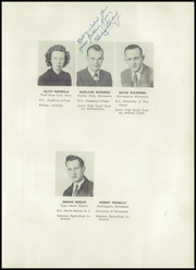 Page 15, 1949 Edition, Fosston High School - Talisman Yearbook (Fosston, MN) online yearbook collection